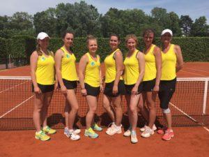 1. Damen Ostliga @ Tennisklub Blau-Gold Steglitz | Berlin | Berlin | Deutschland