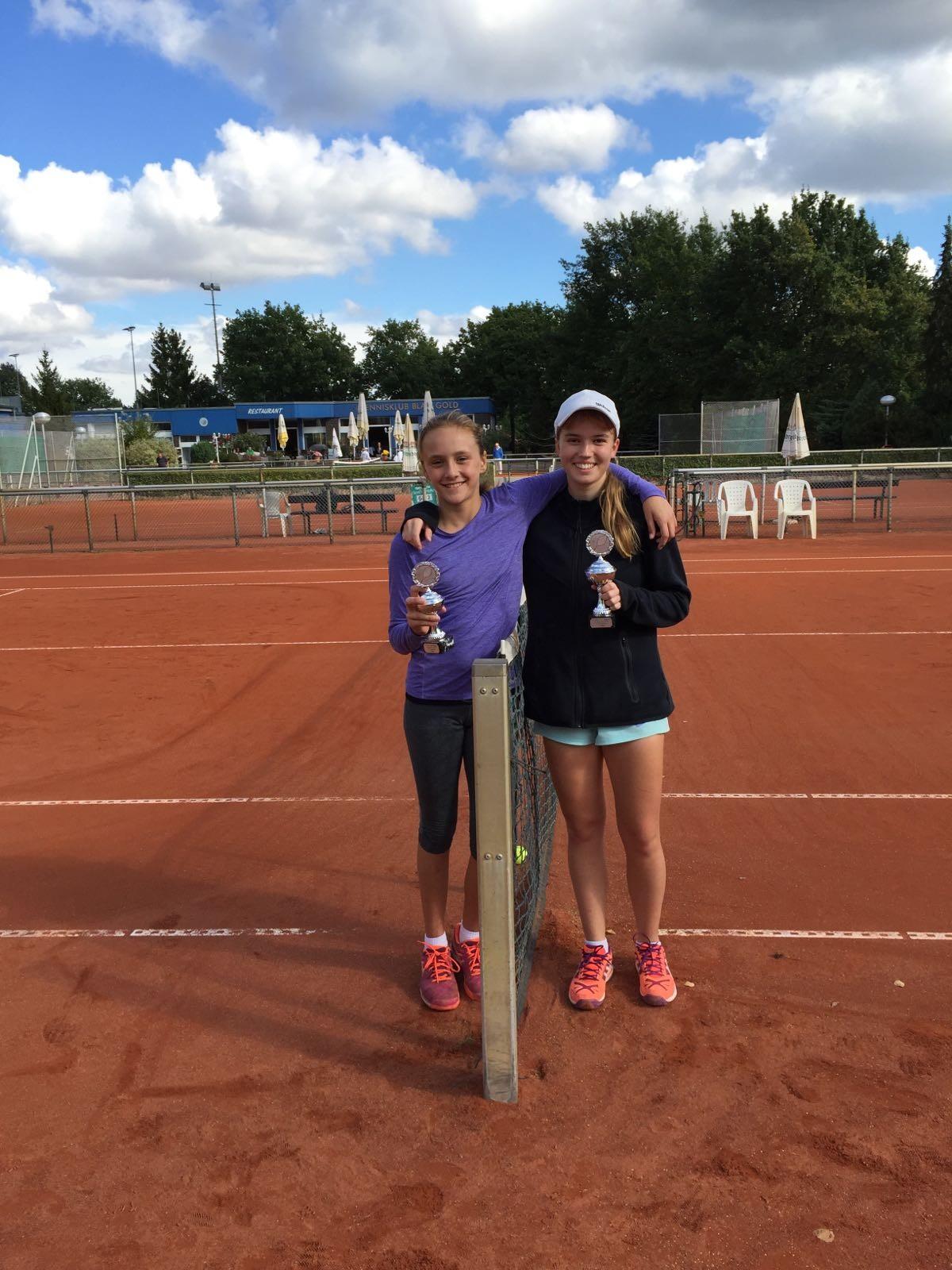 Svetlana Samardzic und Maria Ewald