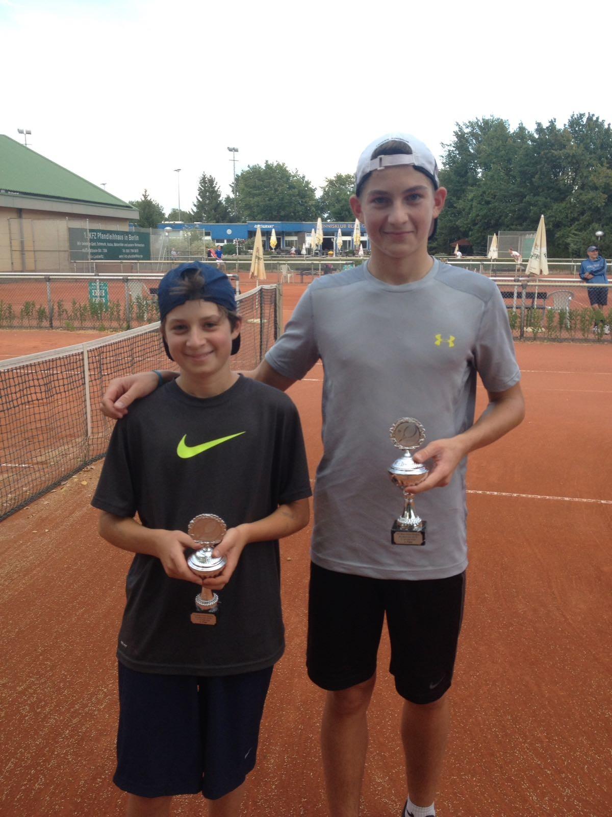 Artur Ivanenco und Philipp Pavlenco