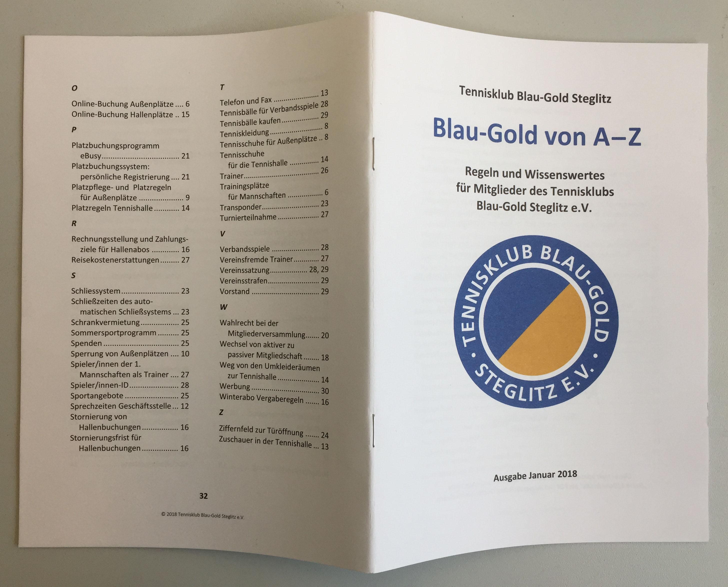 blau gold berlin