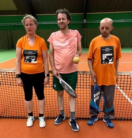 Bianke Graeming, Jens Löhne und Immanuel Kühnle.